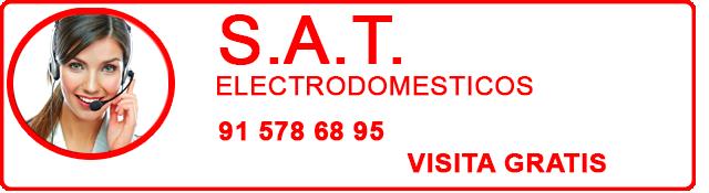 SAT ELECTRODOMESTICOS